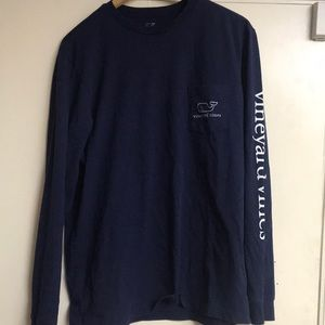 GREAT condition navy blue long sleeve!
